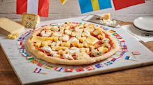 A 41-cheese pizza is set to launch and we're hungry just thinking about it