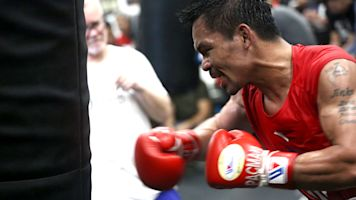 Can Pacquiao continue to evade Father Time?