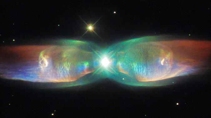 The Big Picture: A nebula with the grace of a butterfly