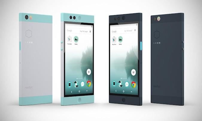 Nextbit reveals Robin, a smartphone that's nestled in the cloud