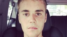 In Photos: Justin Bieber shares his conjunctivitis with fans