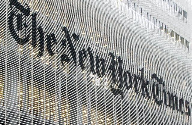 The New York Times Expects Advertising to Drop as Much as 55% Despite Record Subscriptions