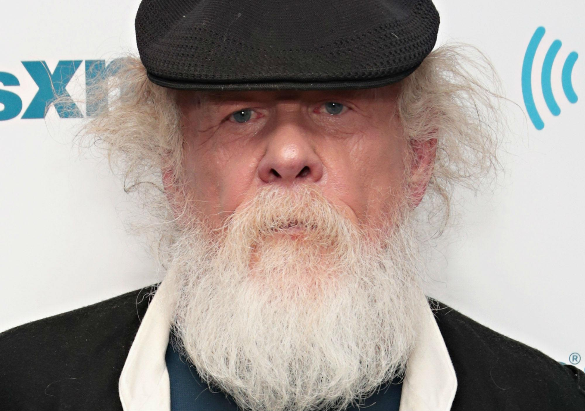 Nick Nolte unrecognisable with new Santa beard