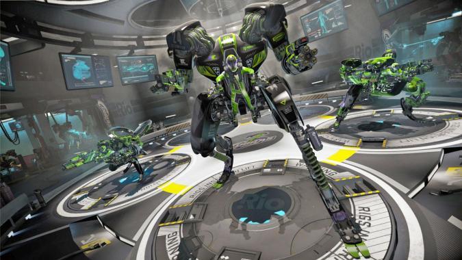 PSVR mech battler 'Rigs' won't get any new content