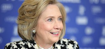Clinton: Biden has 'great choices' for running mate