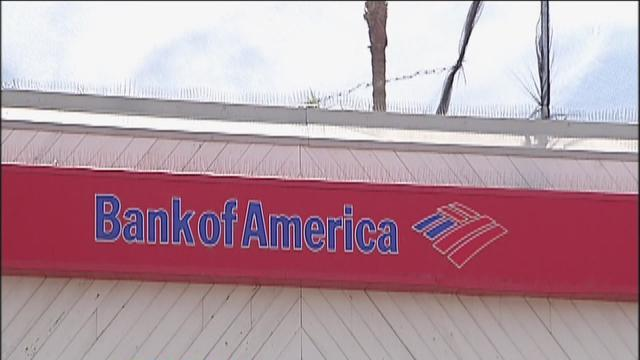 Police Investigate Robbery at Bank of America