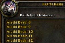Cross-Server BGs are a Hit