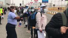 Peru retoma transporte aéreo e terrestre após 120 dias