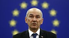 Slovenia PM accuses EU official of lying over rule of law