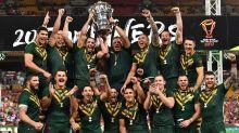 Australia to open RL Cup defence v Fiji