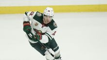 Wild files for salary arbitration with Kevin Fiala