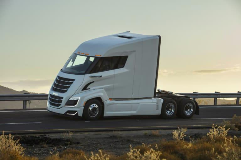 Founder of truck maker Nikola resigns after fraud allegations