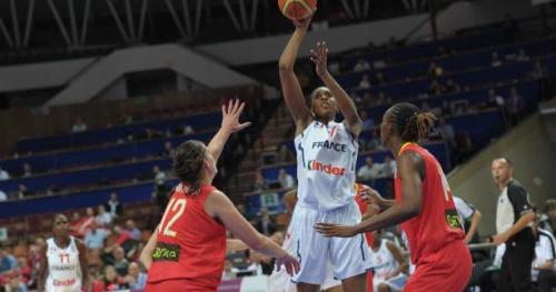 Basket - Euro (F) - Euro 2017 : Valérie Garnier convoque 16 joueuses, Sandrine Gruda absente