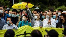 University sacks Hong Kong protest leader loathed by China