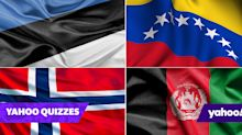 Quiz! How well do you know the flags of the world?