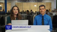 CRSP Breaks Out