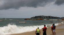 La tormenta tropical Julio se forma al sur de las costas de Guerrero en México