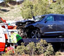 Tiger Woods didn't realize severity of his injuries after rollover crash, deputy says