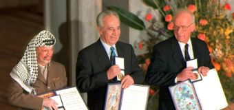 Key dates in the life of Shimon Peres