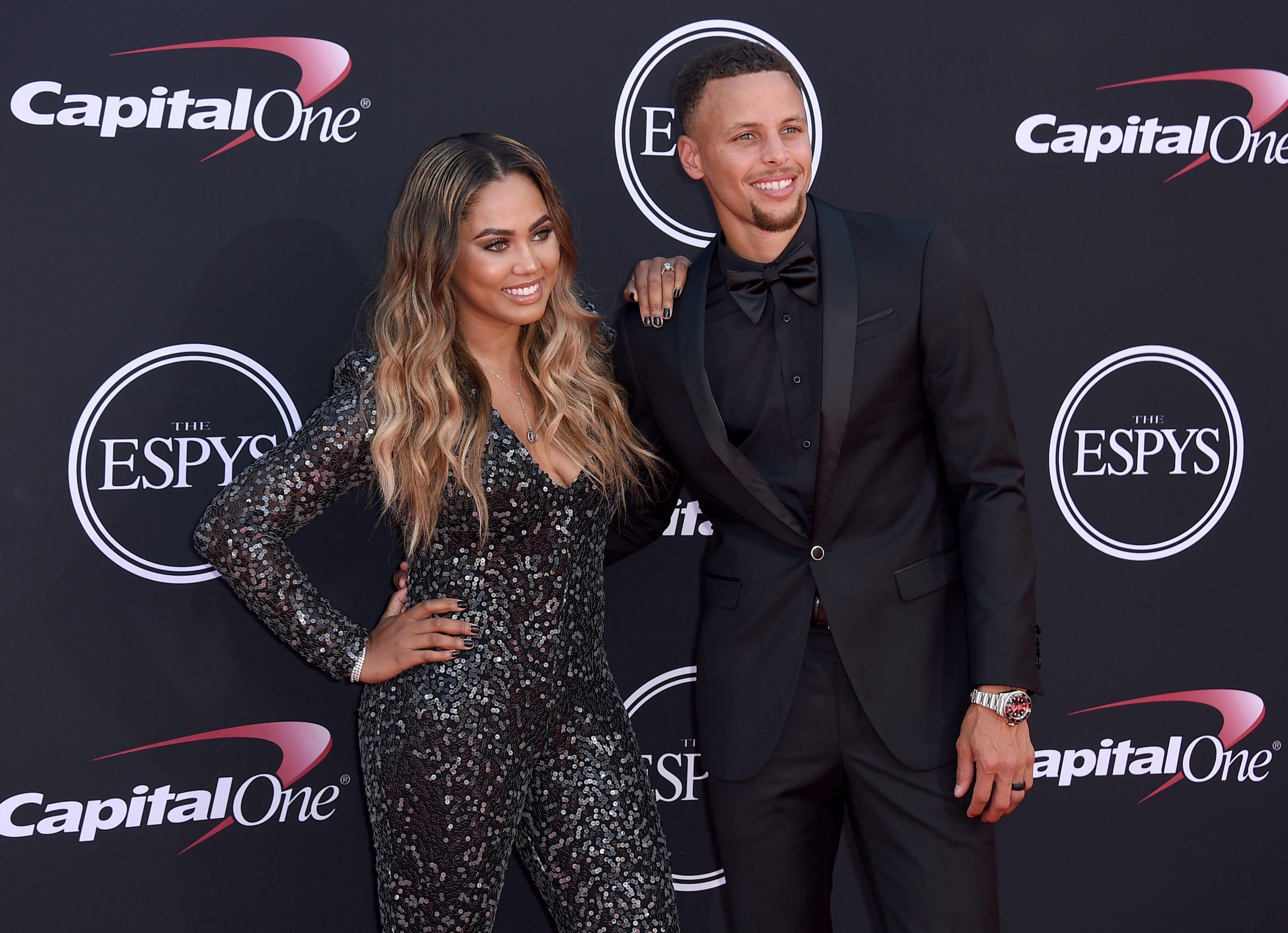 stephen curry defends ayesha curry u0026 39 s panned milly rock