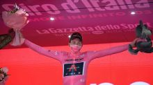 Tao Geoghegan Hart wins Giro d'Italia by 39 seconds