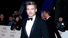 Richard Madden fans go wild for actor's grey streak at National Television Awards