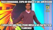 Flamengo é alvo de (muita) zoação após vice