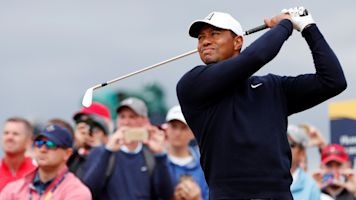 Tiger: This is my best shot to win another major