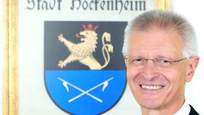 Angriff auf Hockenheimer Oberbürgermeister - Täter gesucht