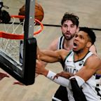 Milwaukee Bucks down Brooklyn Nets in overtime to advance in NBA Playoffs