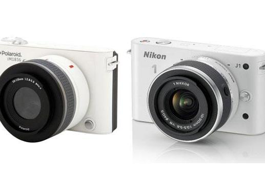 Nikon goes after Polaroid, says the iM1836 is a dead-ringer for the J1