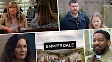 Next week on 'Emmerdale': Kim catches Gabby in the act, plus Liv has a toxic seizure (spoilers)