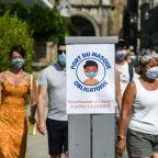 Face masks mandatory in Paris as US hits 5 million virus cases