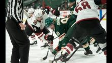 Wild own power play in victory over Coyotes