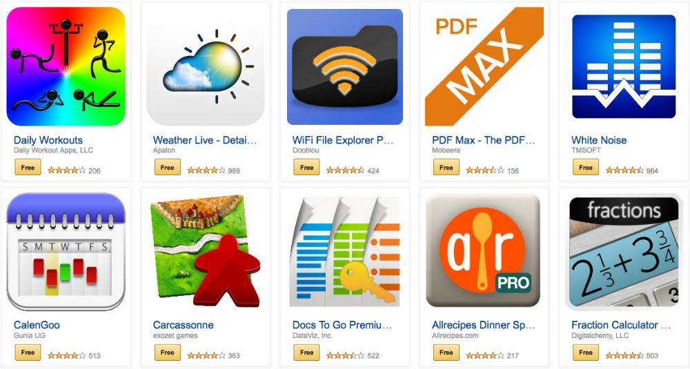 You can now download 30 paid Android apps worth $155 for free