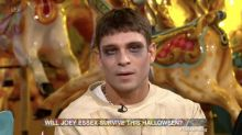 Joey Essex reveals he 'almost drowned' practising Halloween stunt