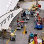 Boeing plans first flight of massive 777X this week