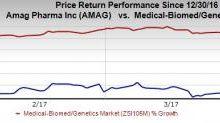 AMAG Pharma (AMAG) Incurs Loss in Q1, Revenues Rise Y/Y