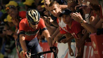 Nibali to meet French prosecutors over Tour de France crash