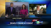 OSHA investigates deadly Winters crane accident