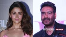 Gangubai Kathiawadi: Alia Bhatt And Ajay Devgan Face The Camera Together For First Time, They'll Be Like 'Fire And Ice' - EXCLUSIVE