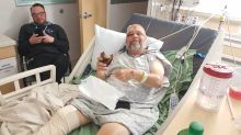 Soldiering on: MTV VJ Matt Pinfield opens up about near-fatal accident, song the Killers wrote for him