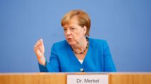 Merkel says pandemic to worsen, vaccine key for return to normality