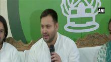 Tejashwi Yadav questions Ashok Chaudhary's appointment as Bihar Education Minister