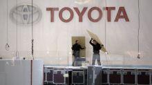 Toyota Seeks $9 Billion Credit Line From Two Japan Banks