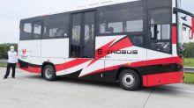 PT INKA lakukan uji coba prototipe bus listrik