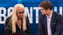 Dr. Oz Reveals Results of Dog the Bounty Hunter's Medical Lung Scan