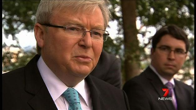 Rudd changes stance on gay marriage