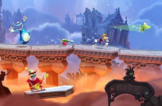 Vita can't stand in for Wii U GamePad in PS4 Rayman Legends