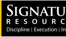 Signature Resources Provides a Project Update on Ongoing Drilling Activities at Its 100% Owned Lingman Lake Gold Project
